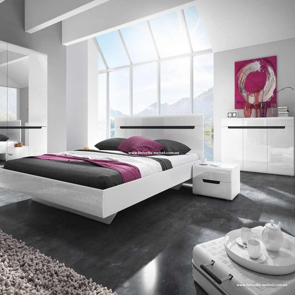 Кровать 160*200 Hektor 31