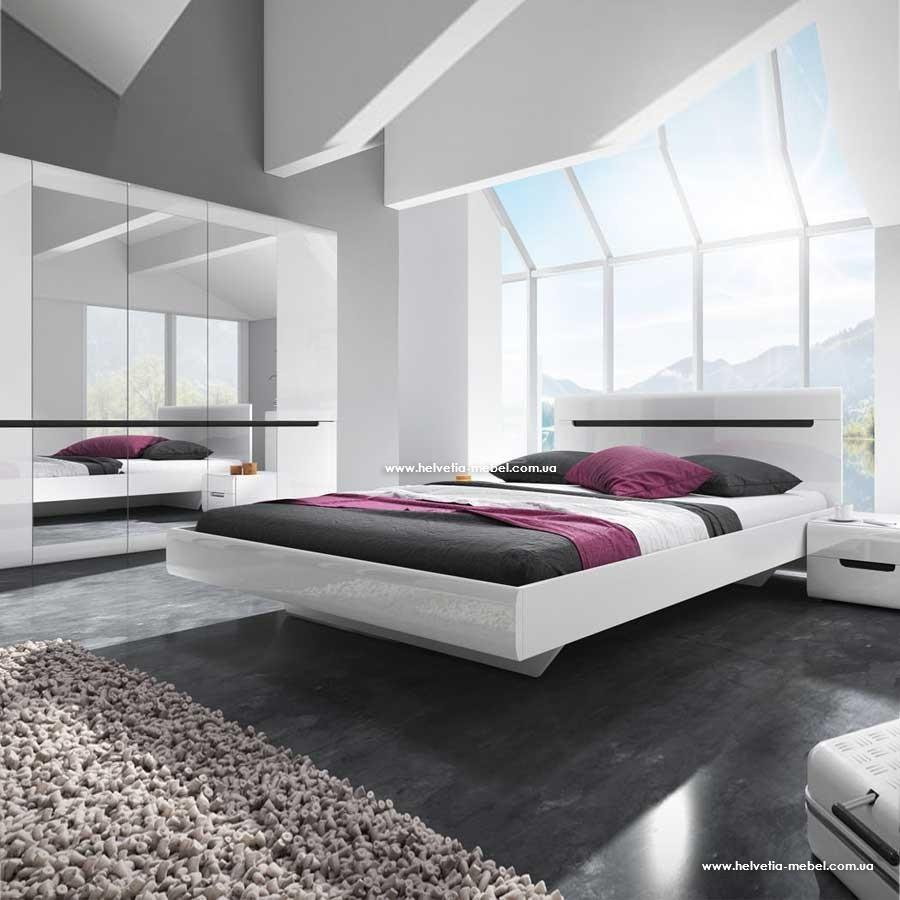 Комплект шкаф 5дв + кровать + 2 прикроватные Hektor