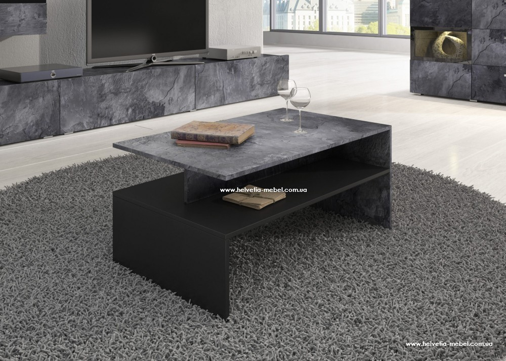 Столик Baros бетон