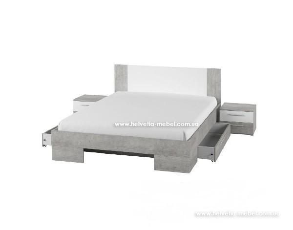 Комплект ящиков к кровати Vera Helvetia 83 бетон колорадо