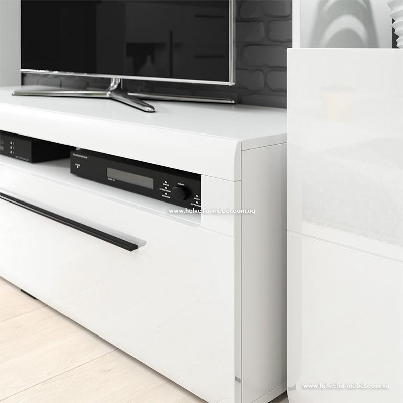 Комод RTV TULSA 40 белый глянец