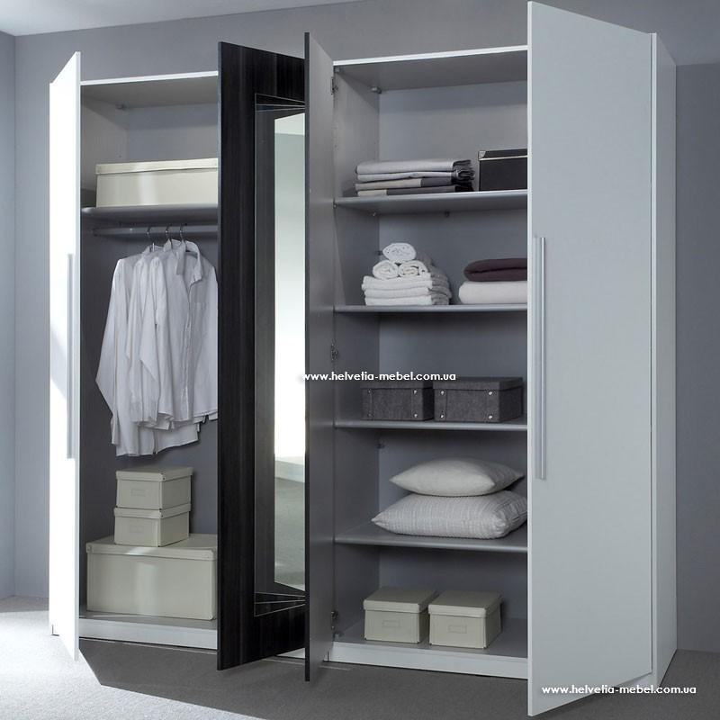 Комплект спальни Vera сонома/белый