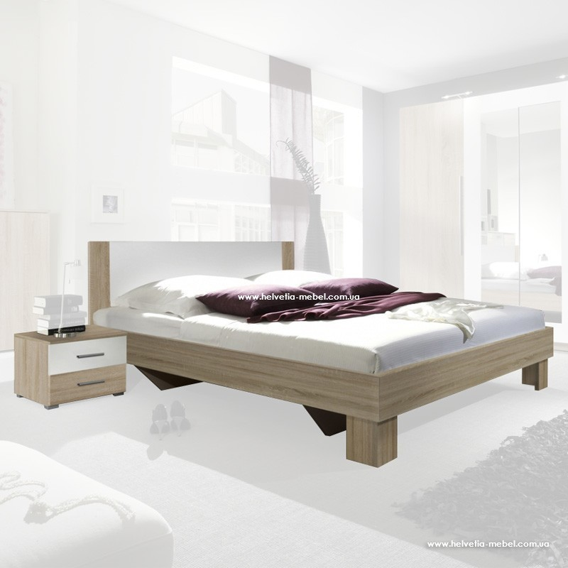 Кровать с тумбами 160*200 Vera 51